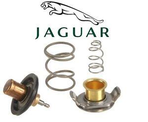 For Jaguar S-Type XJ8 XKR 4.2L V6 Engine Coolant Thermostat Genuine AJ8007696