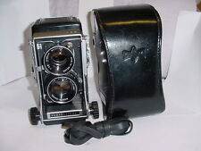 Mamiya C33 Profesional Medio Formato Tlr Película Cámara Con Lente 80mm F/2.8 Twin