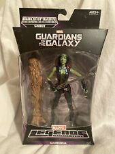 Marvel Legends Infinite Series Guardians Of The Galaxy Gamora 6? BAF Groot