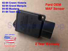 OEM FORD MASS AIR FLOW SENSOR MAF for Crown Vic Grand Marquis Mustang Town Car