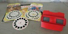 View-Master 3D + 3 disques Inspecteur Gadget Le Village dans les nuages La Belle