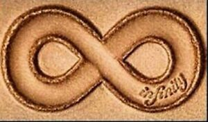 Craftool® 3-D Leather Stamp - Discontinued Inifinity