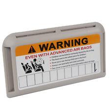 Grey Car Visor IC Card Holder Unique Sunshade Clip Parking Manager