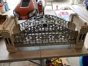 Lionel Prewar -300 Hellgate Bridge Issues
