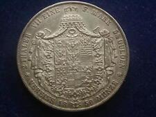 2 Taler 1850 A, Doppeltaler1850 A Preussen Friedrlich Wilhelm IV.  W/20/656