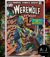 Werewolf By Night #17 FN/VF 7.0 (Marvel)