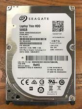 "Seagate Model ST500LM021 2.5"" HDD 500 GB"