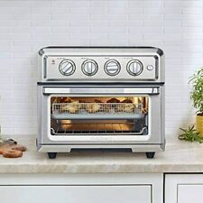 NEW Cuisinart - Air Fryer Toaster Multi-Use Oven - Stainless Steel TOA-60