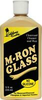 California Custom M-RON GLASS Clearcoat Cleaner & Wax Paint Car Boat Motorcycle