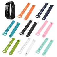 Silicone Watch Wrist Band Strap Replacement for Huawei Honor 3 Smart Bracelet