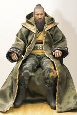 "The Mandarin Iron Man 3 Marvel 1/6 12"" Hot Toys Action Figure Ben Kingsley"