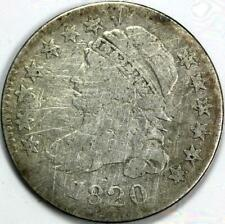 1820 Capped Bust Silver Dime COIN 10C