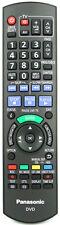 New Panasonic Remote Control For DVD DMR-EX773EBK, DMR-EX83EB-K, N2QAYB000462