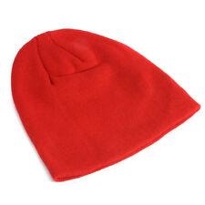 Men Women Beanie Hat Hip-Hop Wool Knitted Ski Cap Skull Warm Winter Cuff Unisex