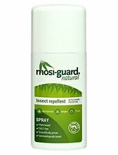 Mosi-Guard Natural Extra Strength 75ml Insect Repellent Spray (Pack of 4)