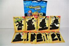 THE GROSSERY GANG TRADING CARDS HEAT N REVEAL SET OF (14) #99-112