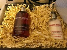 BNIB Molton Brown Paradisiac Pink Pepperpod Bath & Shower 300ML & Body Cream 200