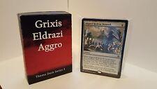 MTG Standard  & Theme Decks - Grixis Eldrazi Aggro Magic the Gathering