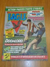 EAGLE 1ST MAY 1982 BRITISH WEEKLY IPC MAGAZINE