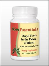Kan Herbs - Essentials Dispel Stasis in Palace Blood 120 tabs