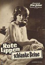 IFB 5764 | ROTE LIPPEN, SCHLANKE BEINE | Gabriele Ferzetti, Christine Kaufmann