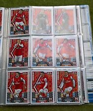 Match Attax - 2013/2014 - Arsenal - 15x Cards - Exc Con - Free Post!