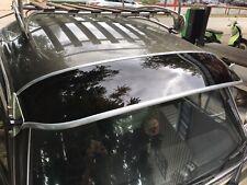 Vw Super Beetle Vintage Style Sun Visor Classic Acrylic Black External