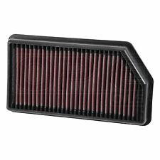 K&N Replacement Air Filter - 33-3008 - Performance Panel - Genuine Part