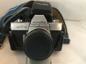 Minolta SRT 101 Film 35mm Film Camera