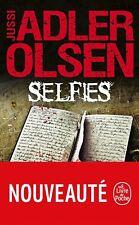 Selfies — Jussi Adler-Olsen Le Livre de Poche Thrillers