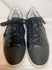 Adidas Adicross Golf Shoes/Sneakers Black/White Men's 9 Gently Used.