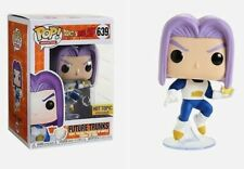 Funko Pop! Future Trunks #639 Dragon Ball Z Hot Topic Exclusive Limited Rare