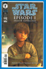 STAR WARS Episode 1 Anakin Skywalker DF Exclusive Holofoil (Photo) Cover 10,781