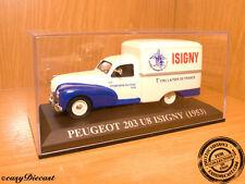"""PEUGEOT 203 U8 U-8 """"ISIGNY"""" 1:43 MINT!!!"""