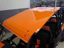 Orange Aluminum Roof fits Polaris RZR 1000 4 Door Also fits 2015+ RZR-4 900Turbo