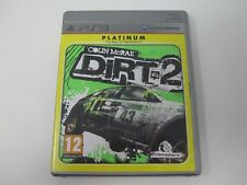 Colin McRae Dirt 2 - SONY PS3 (PAL) Game Complete