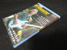 Stratocaster Collection Japan Book Fender Guitar Clapton Hendrix Jeff Beck Yngwi