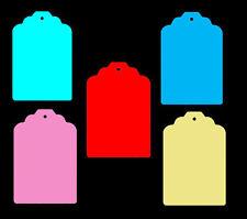 Gran forma clásica Precio Etiquetas Pantalla Swing Entradas. favours.all Colores