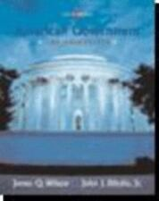 American Government: The Essentials, DiIulio, Jr.  John J., Wilson, James Q., Ac