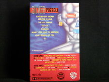 Silver Pozzoli. Cassette tape. Simply Red Robert Palmer Dream Academy Data 1986