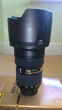 Nikon Nikkor AF-S 24-70mm f/2.8 G ED polarising filter excellent condition