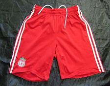 FC LIVERPOOL home shorts by ADIDAS 2008-2010 The Reds  Red /adult SIZE M