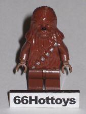 LEGO STAR WARS 8038 6212 Chewbacca Minifigure New