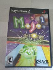 Mojo Playstation 2 PS2 Video Game Complete