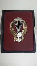 Badge emblem army military badge #15 Italy special forces rsi