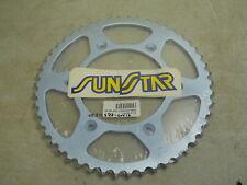 SunStar Sprocket (50T), # 41203-KZ3-J20, CR125, CRF250, CRF450, Honda   G4