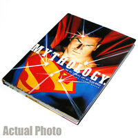 Mythology: The DC Comics Art of Alex Ross Hardcover Painted Coffee Table Book