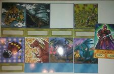 Duelliste Kingdom Set, 9 cartes Anime Orica Common Yugioh