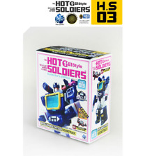 Transformers Mech Planet HS03 Intelligience Officer Soundtrack,In stock soon.