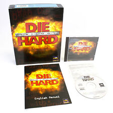 Die Hard Trilogy for Windows 95 & 98 In Big Box by Probe Entertainment, 1996